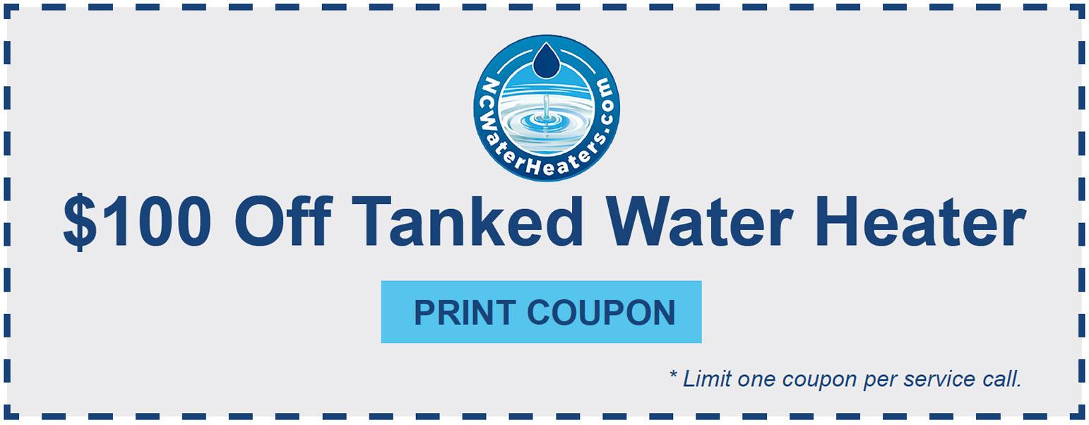 Tanked Water Heaters Raleigh Ncwaterheaters