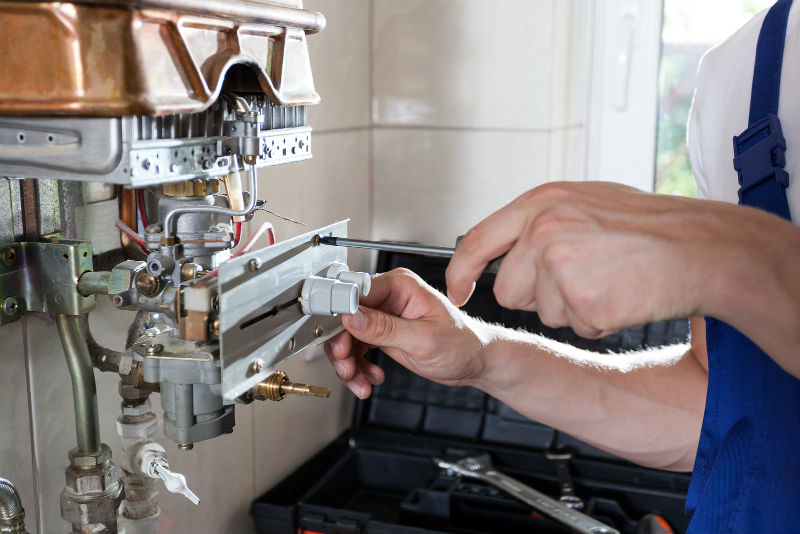 Can A Water Heater Be Fixed Or Repaired Nc Heaters